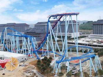 Vertical Roller Coaster GSC-24A