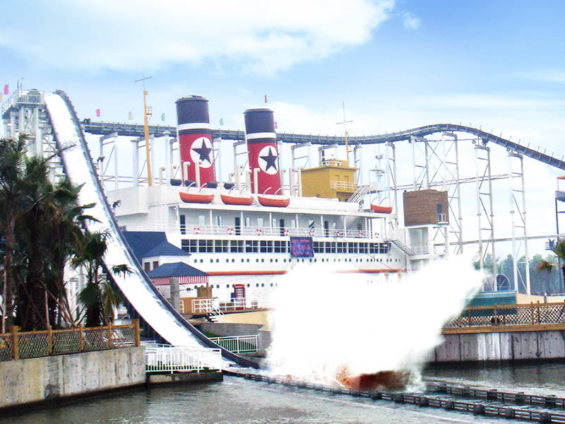 Amusement Park Water Ride Chute Ride  JL-26A