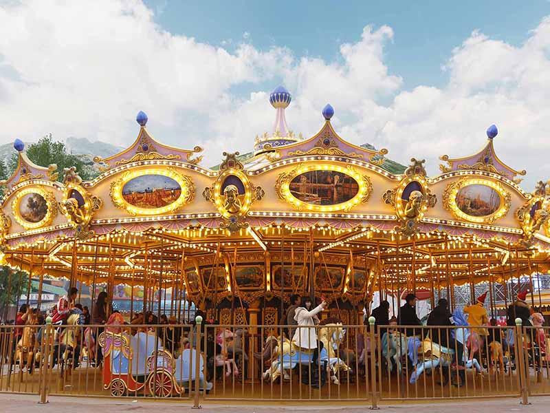 Jinma Rides Array image45