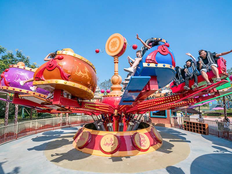 Family Ride Go-go Bouncer Ride TT-42A