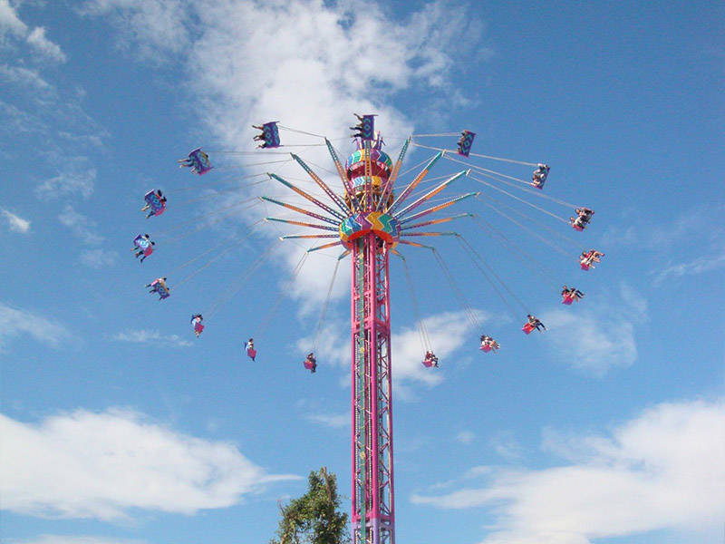 Sky Swing Ride Tower Challenger Ride FXT-36A