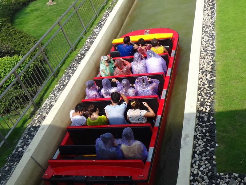 Amusement Ride Chute Ride JL-18A