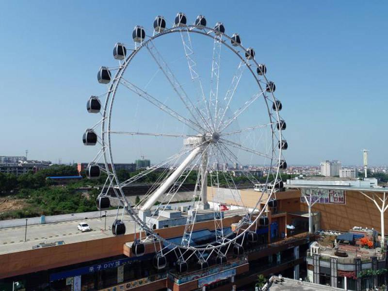 Best Ferris Wheel Amusement Ride  GLC-52A