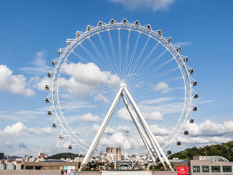 Giant Wheel Amusement Park Wheel  GLC-83A