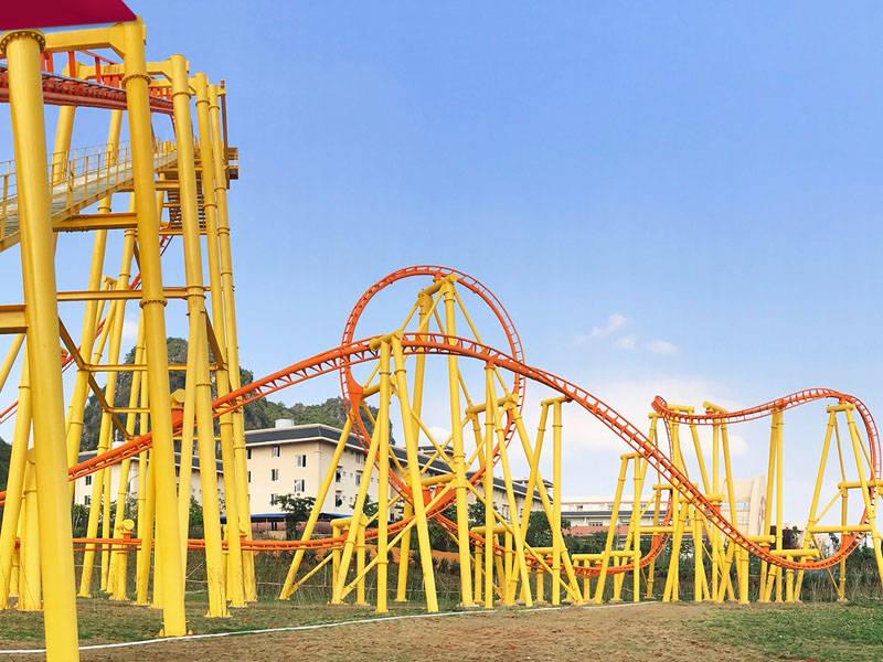 Amazing Suspended Roller Coaster XGC-20E