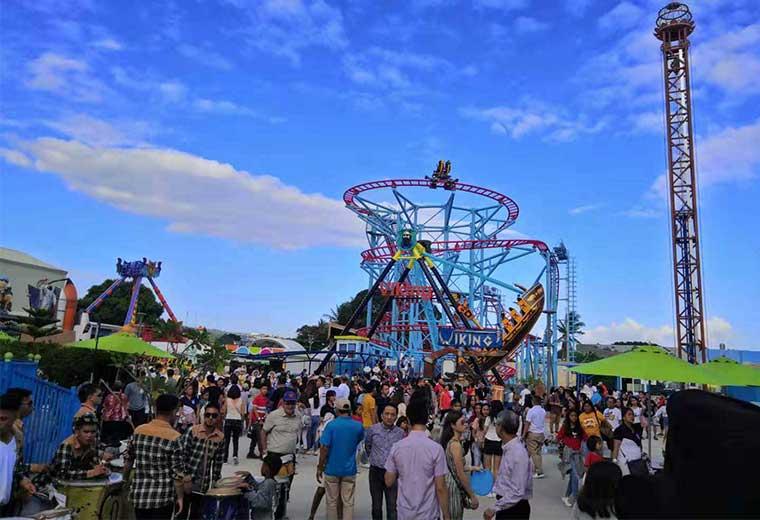 Jinma Rides Array image150