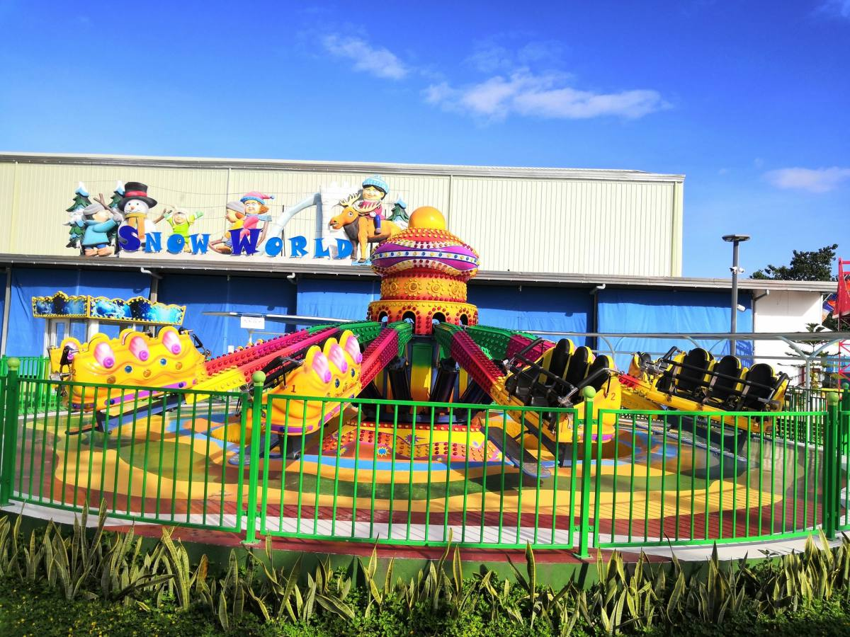Jinma Rides Array image61