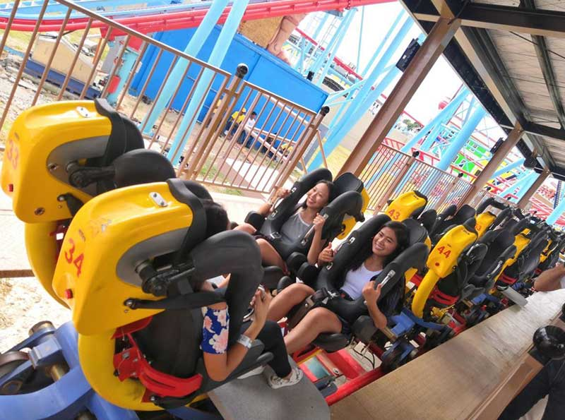 Jinma Rides Array image82