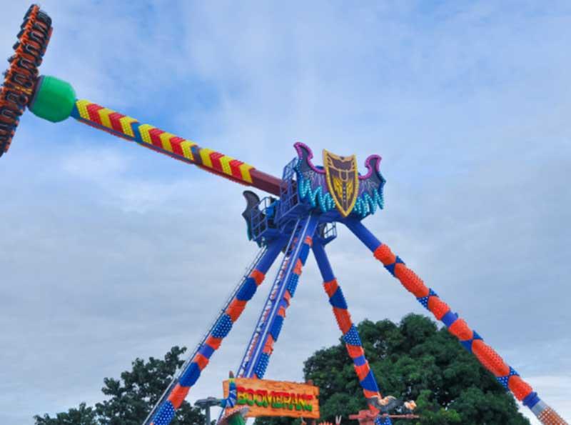 Jinma Rides Array image112