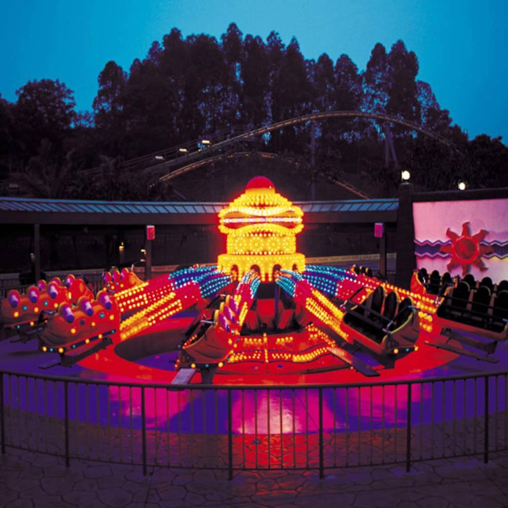 Family Funfair Ride Go-go Bouncer Ride TT-36A