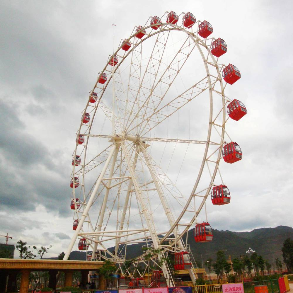 Amusement Park Ferris Wheel GLC-42C