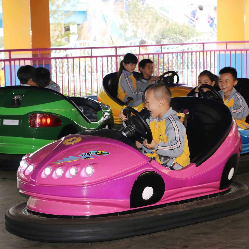 Kiddie Park Ride Bumper Car Ride PPC-105F