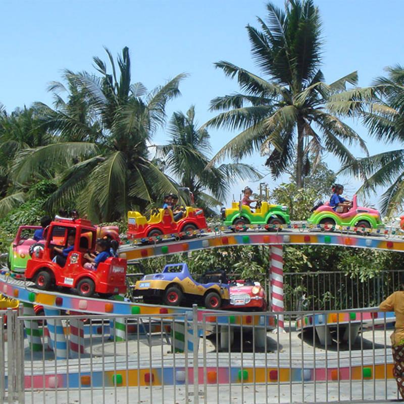 Kiddie Carnival Ride Climbing Car Ride PSC-38B