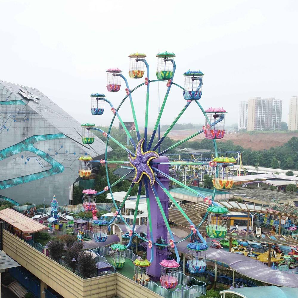 Ferris Wheel Ride Wonder Wheel GLC-25A
