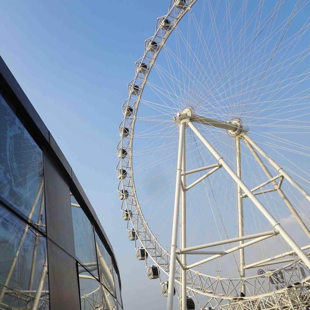 Amusement  Romantic Ferris Wheel GLC-62B