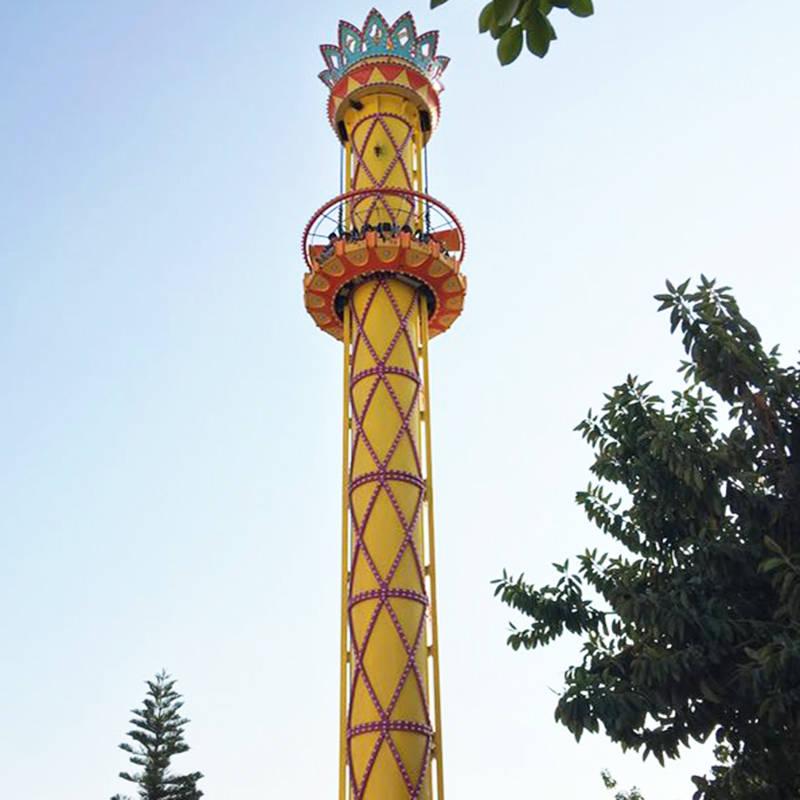 Spinning Drop  Spinning Carnival Ride TKS-16C
