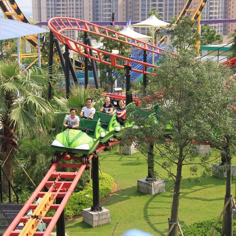 Amusement Park Family Roller Coaster KSC-16A