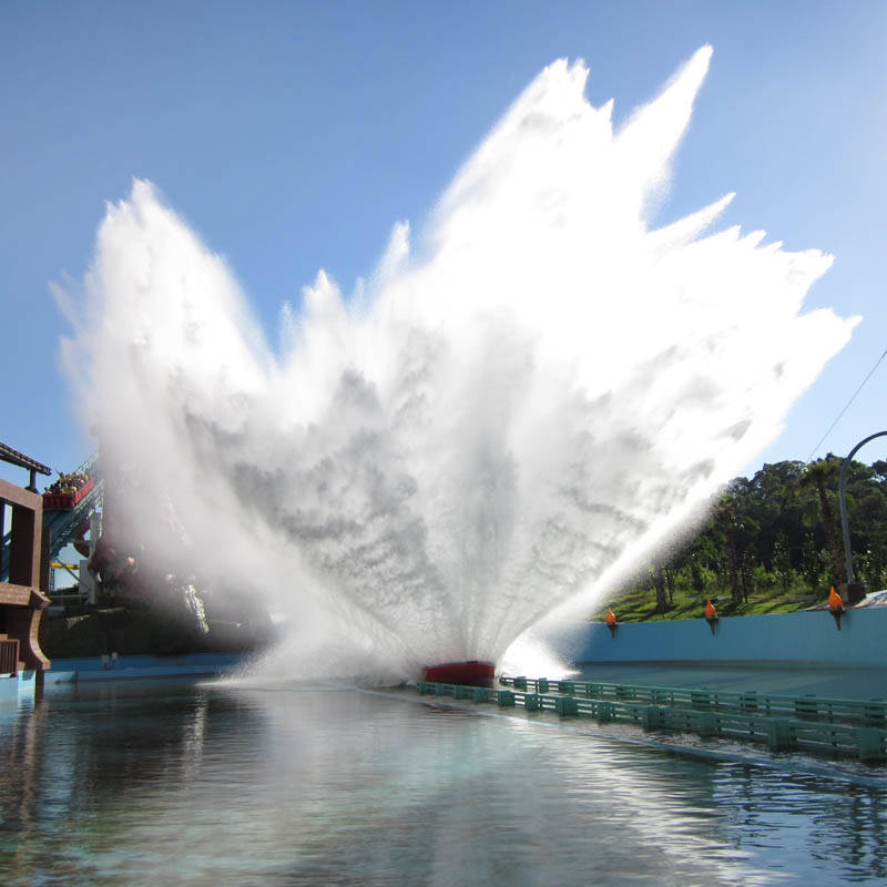 Water Log Ride Chute Ride JL-30D