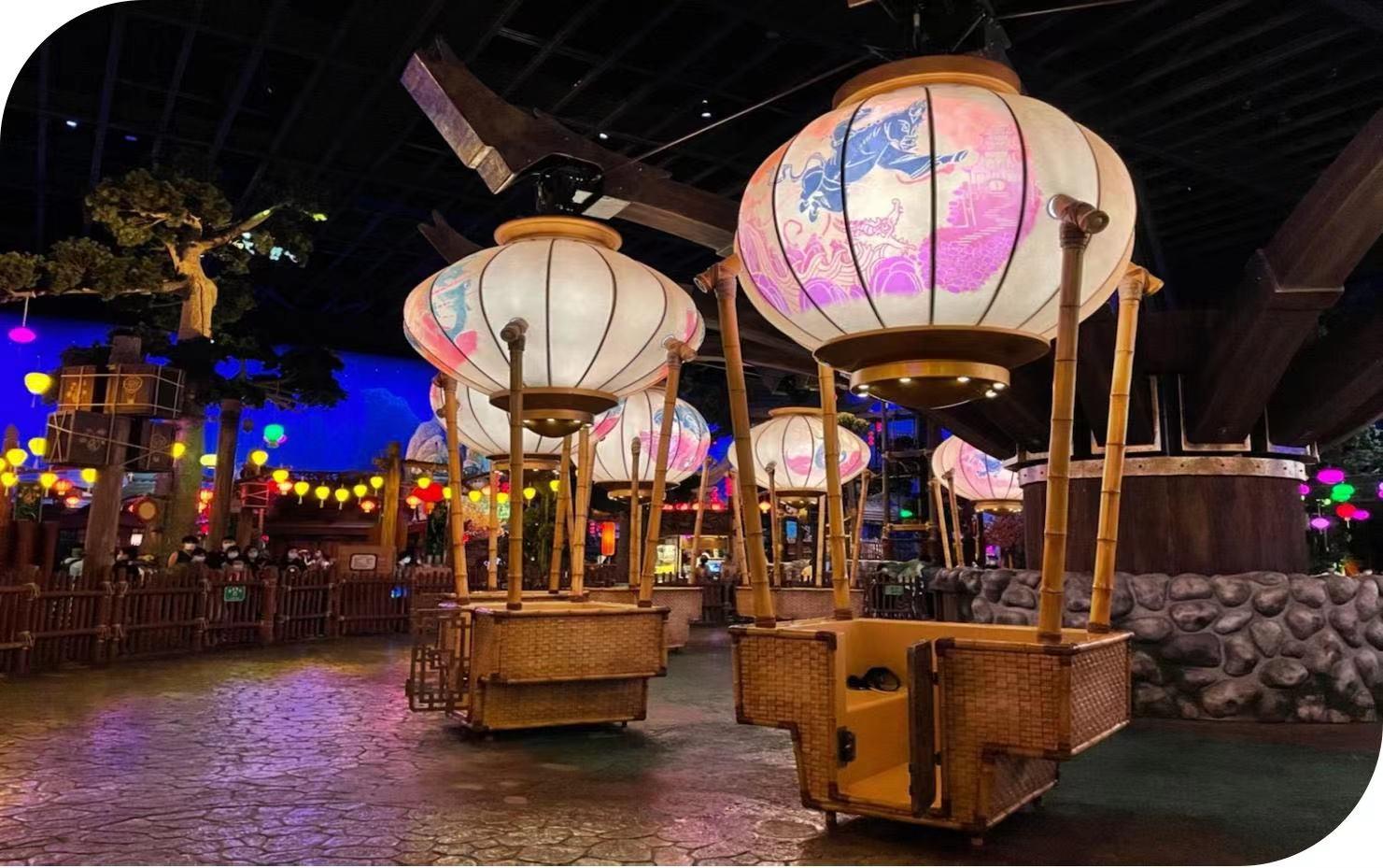 Jinma rides carnival ride manufacturers