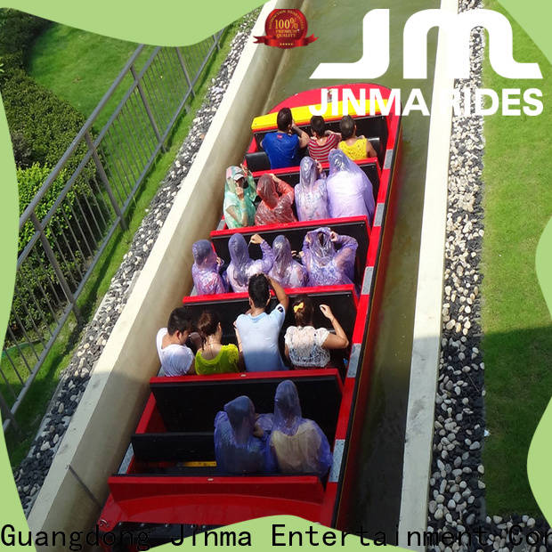 Jinma Rides Bulk purchase log flume ride for business for sale