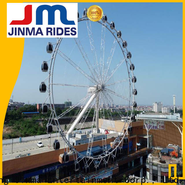 Jinma Rides fairy wheel Supply for promotion