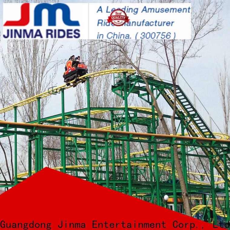 Wholesale OEM biggest roller coaster manufacturers for promotion
