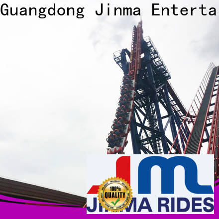 Bulk buy high quality thrilling roller coasters company for sale