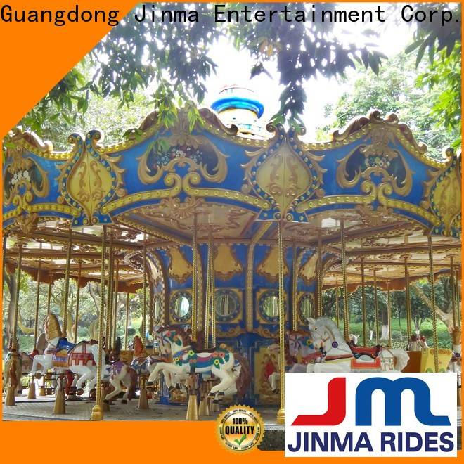 Wholesale ODM double decker carousel for sale manufacturers for promotion