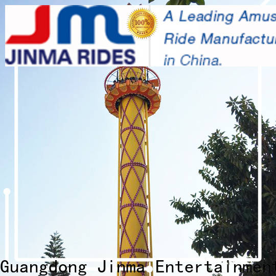 Jinma Rides Wholesale OEM tallest free fall ride Supply on sale