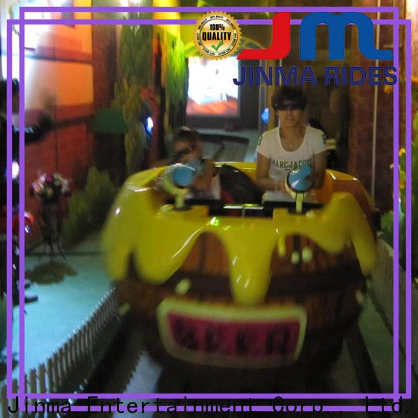 Jinma Rides Custom dark ride amusement park Supply on sale