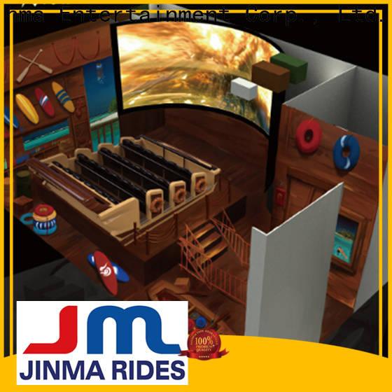 Jinma Rides Wholesale custom 4d simulator Suppliers on sale