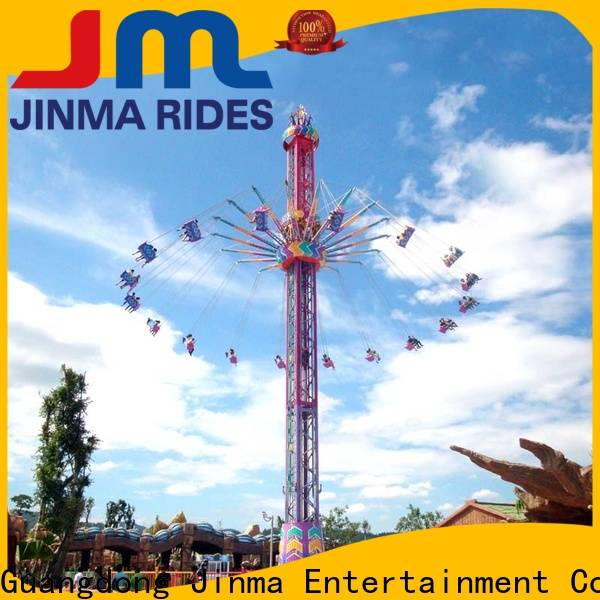 Jinma Rides free fall ride Supply for sale