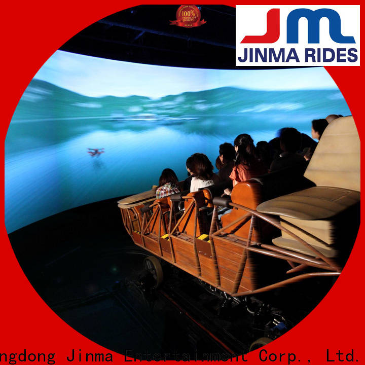 Jinma Rides OEM best 4d simulator Supply on sale