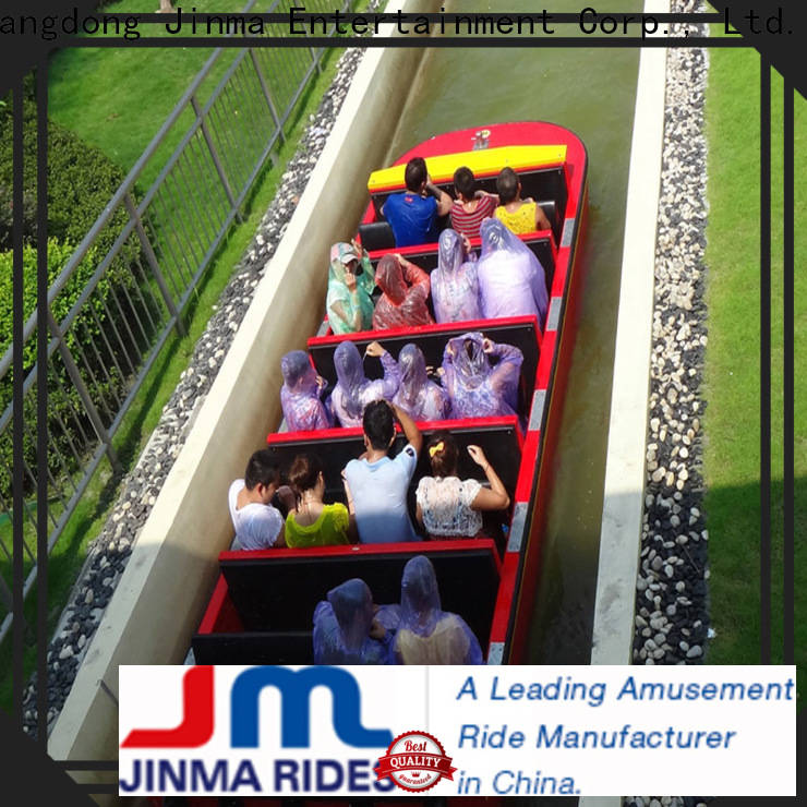 OEM high quality log ride for business on sale