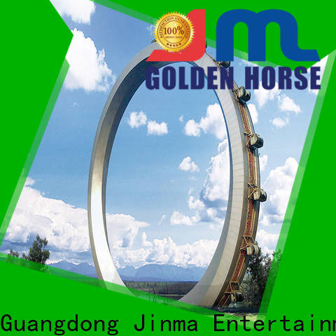 Jinma Rides Latest small ferris wheel Supply for promotion
