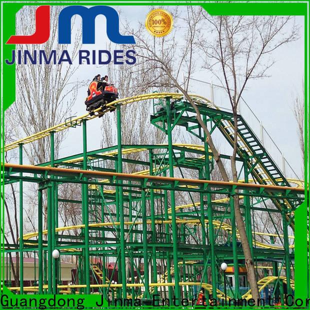 Custom little kid roller coaster Supply for sale