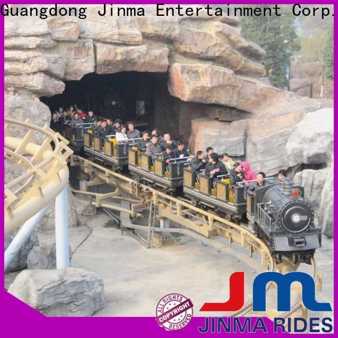 Jinma Rides long roller coaster Suppliers for promotion