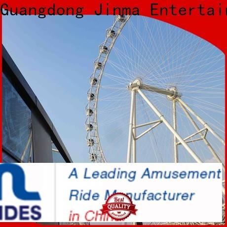 Jinma Rides millennium wheel Supply for sale