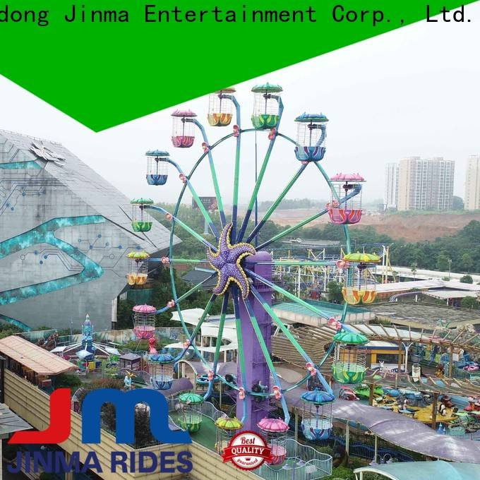 Jinma Rides carnival ferris wheel Suppliers for sale