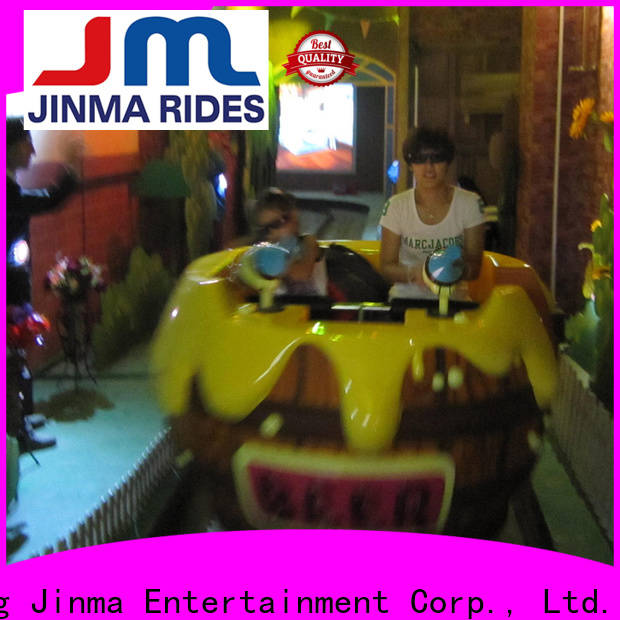 Jinma Rides 4d dark ride manufacturers on sale