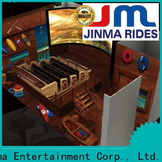 High-quality 4d dark ride factory for promotion