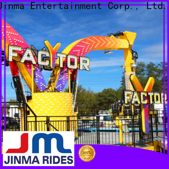 Jinma Rides Bulk buy OEM mobile amusement rides for sale for business for sale