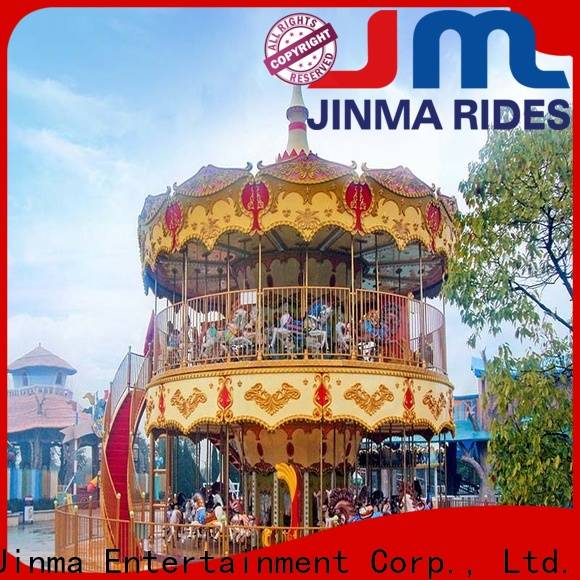Jinma Rides OEM best carousel for kids factory for sale