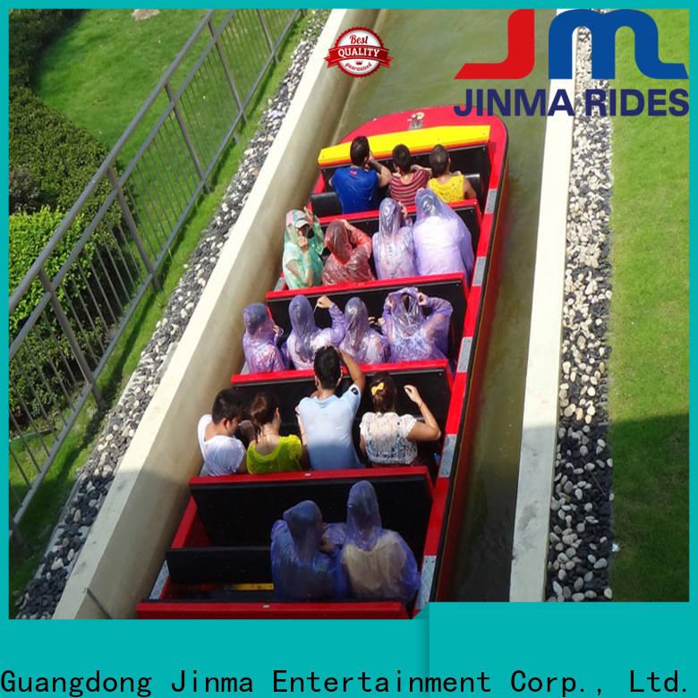Jinma Rides water splash ride company on sale