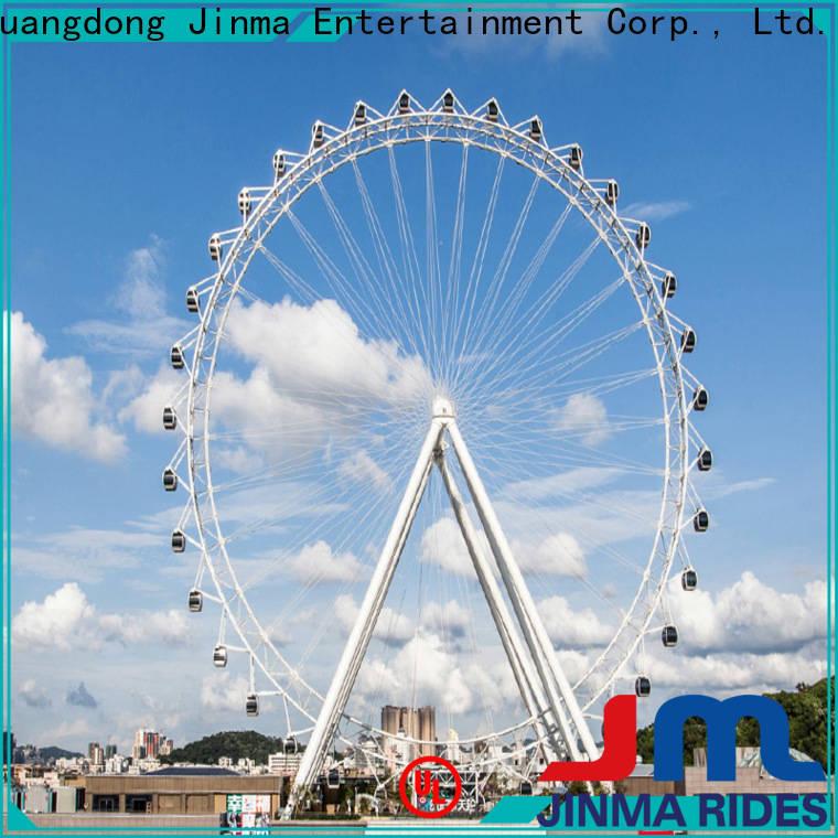 Jinma Rides spinning ferris wheel company on sale