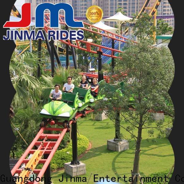 Jinma Rides down roller coaster Supply on sale