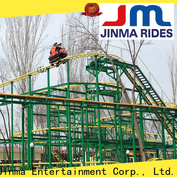 Jinma Rides OEM high speed roller coaster for business for sale