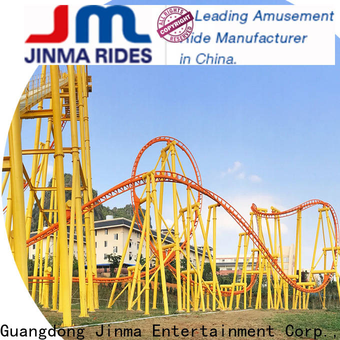 Jinma Rides Bulk buy high quality down roller coaster manufacturers for sale