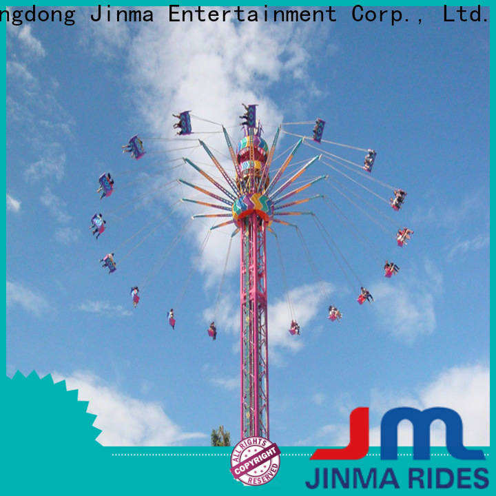 Jinma Rides tallest free fall ride company on sale