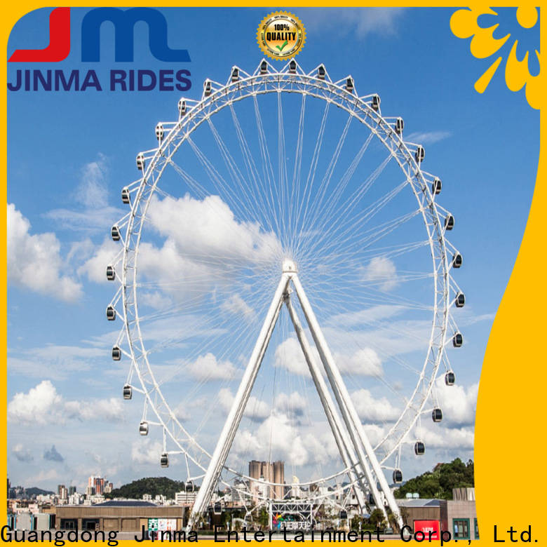 Jinma Rides giant ferris wheel factory for sale
